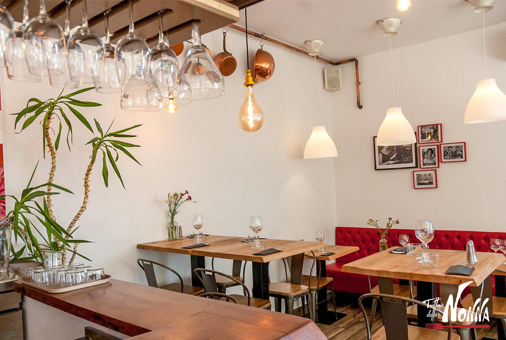 Restaurant italien d'Hendaye : La Trattoria della Nonna